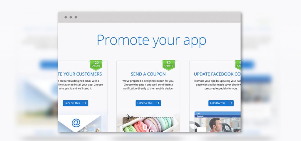 Marketing Activities - App Promotion Guidance